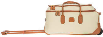 """Bric's Firenze 21"""" Carry-On Rolling Duffle Luggage"""
