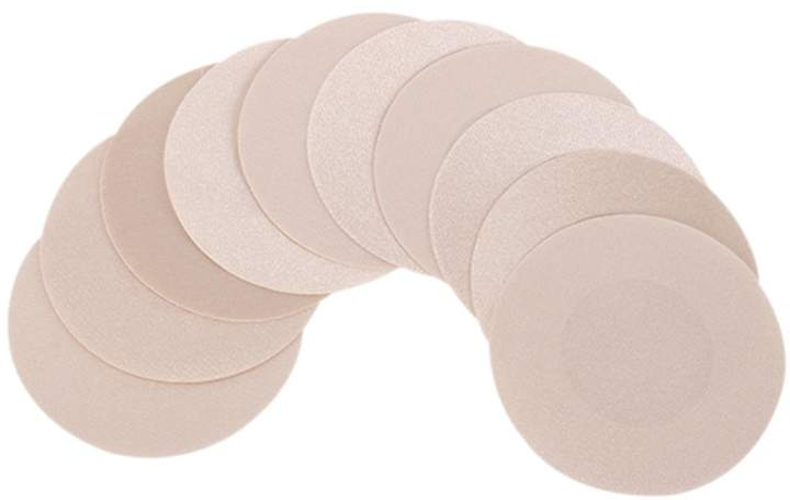 Jlong Disposable Self Adhesive Nipple Covers Pads Patches Wedding Dress