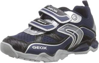 Geox J Light Eclipse 2BO1 Sneaker (Toddler/Little Kid/Big Kid)