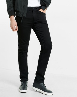 Express Skinny Black Stretch+ Jeans