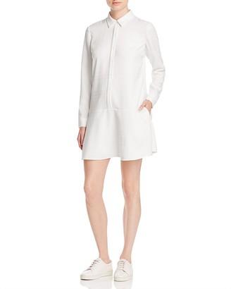 Cooper & Ella Krista Shirt Dress $250 thestylecure.com