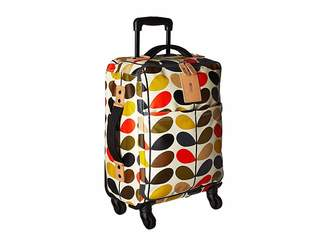 Orla Kiely Classic Multi Stem Luggage Travel Cabin Case