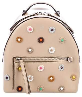 Fendi Mini Zaino Backpack w/ Tags