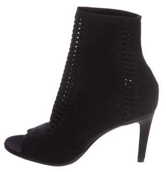 Gianvito Rossi Vires Sock Booties w/ Tags