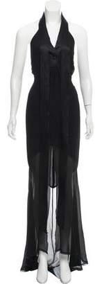 Chanel Silk Gown