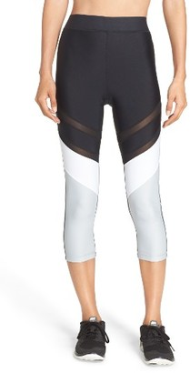 Women's Zella So Hot Crop Leggings $55 thestylecure.com