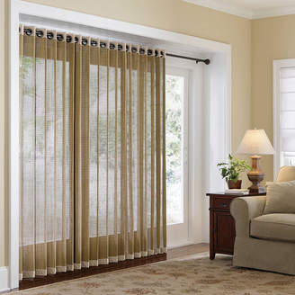 JCPenney JCP HOME HomeTM Naples Grommet-Top Bamboo Panel