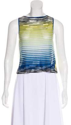 Missoni Mare Sleeveless Knit Top