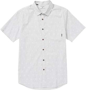 Billabong Sundays Button Front Shirt