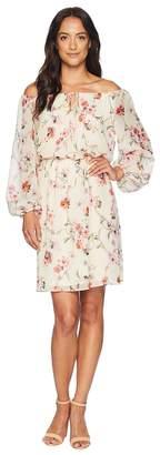 Adrianna Papell Bontia Oasis Peasant Dress Women's Dress