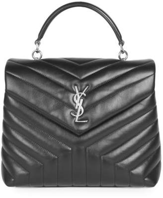 ce60f53c93 Saint Laurent Black Top Handle Bags For Women - ShopStyle UK