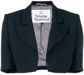 Vivienne Westwood cropped tailored jacket