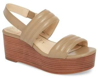 Sole Society Amberly Platform Sandal