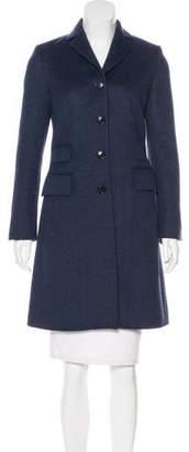Kiton Wool & Angora Coat