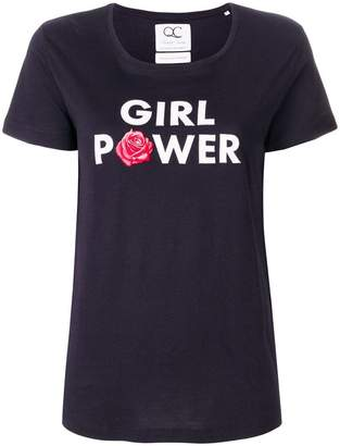 Quantum Courage girl power T-shirt