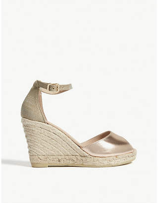 Office Susan espadrille wedges