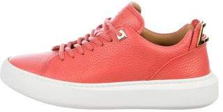 Buscemi Leather Low-Top Sneakers