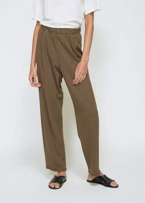 Raquel Allegra Cropped Sweatpants