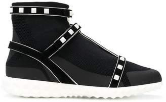 Valentino Rockstud sock sneakers