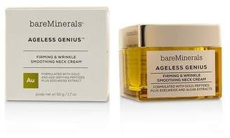 bareMinerals NEW Ageless Genius Firming & Wrinkle Smoothing Neck Cream 50g