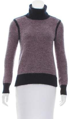 J Brand Long Sleeve Turtleneck Sweater