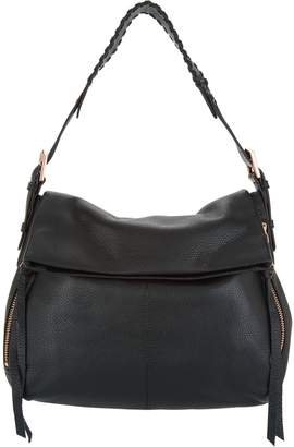 3c4149727b1 Aimee Kestenberg Double Entry Leather Hobo - Penelope
