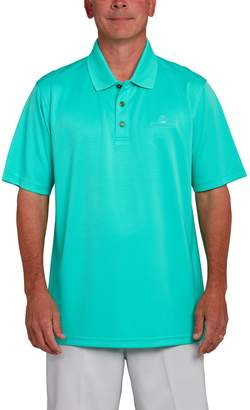 Equipment Men's Pebble Beach Classic-Fit Textured Performance Golf Polo