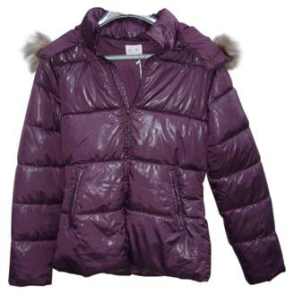 Bel Air Burgundy Coat for Women