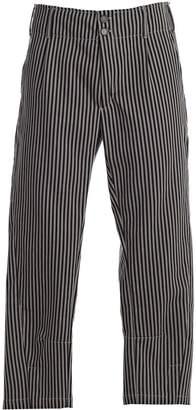 Ann Demeulemeester Ann Demeulemester Striped Print Trousers