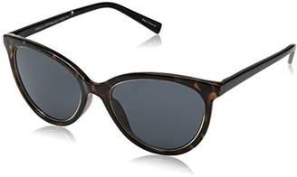 Halston H Women's HH 634 Cat Eye Fashion Designer UV Protection Sunglasses Cateye