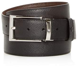 Montblanc Contemporary Reversible Leather Belt