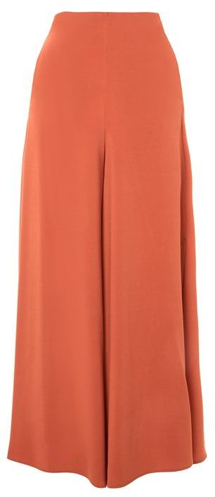 Topshop Topshop Split cuff palazzo trousers