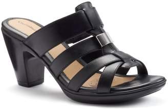 Croft & Barrow Women's Slide High Heels