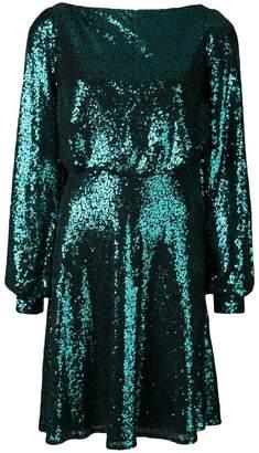 Tadashi Shoji スパンコール ドレス