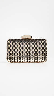 Inge Christopher Naples Box Clutch