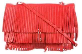Proenza Schouler Fringe Lunch Bag
