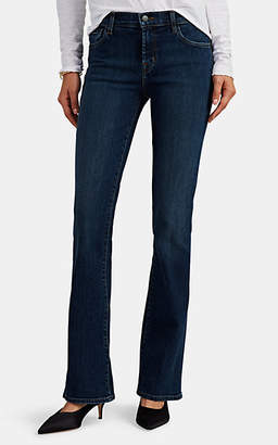 J Brand Women's Sallie Mid-Rise Boot-Cut Jeans - Blue