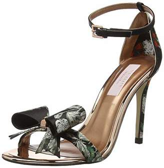 5548b3a7a4d0 at Amazon.co.uk · Ted Baker Women s BOWDALP Open Toe Sandals