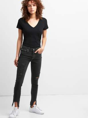 Gap Special Edition Mid Rise True Skinny Jeans in 360 Stretch