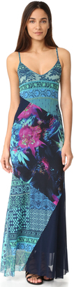 Fuzzi Sleeveless Dress $495 thestylecure.com