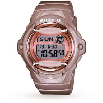 Baby-G Casio Ladies Alarm Watch