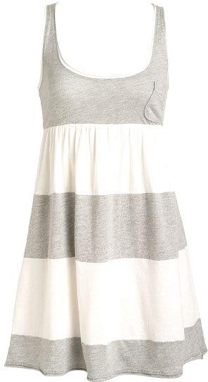 Margie Striped Tank Dress