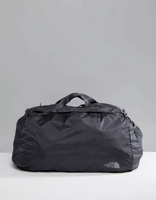 The North Face Packable Flyweight Duffel Bag 32 Litres in Dark Gray