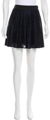 ICB Pleated Mini Skirt