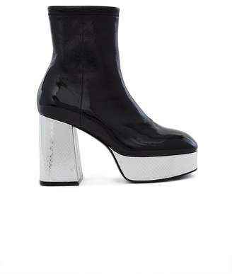 Opening Ceremony Carmen Patent Leather Boot