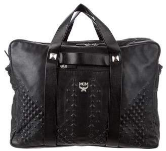 MCM Soft Leather Bag