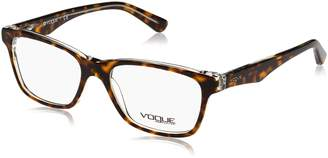 Vogue VO2787 Eyeglasses-1916 Top /Transparent-53mm