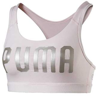 Puma Women's PWRSHAPE Forever Logo Sports Bra