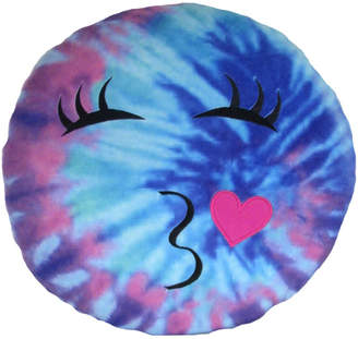 Kids Preferred Tie Dye Throwing Kisses Pillow