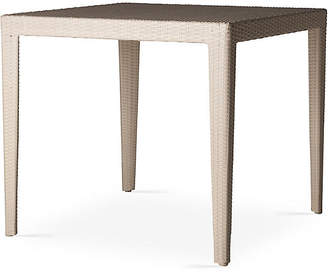 "David Francis Furniture Newport 34"" Dining Table - White"